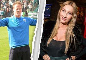 Dominika pár týdnů randila s fotbalistou.