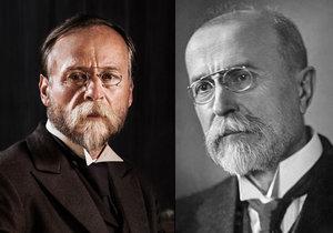 Ve filmu Zločin v Polné se Karel Roden představí v roli Masaryka.