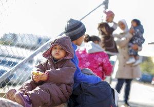 Babišova neochota přijmout 50 syrských sirotků vyvolala ostrou kritiku