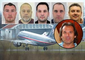 Vládní speciál odletěl do Libanonu. Co si o případu pětice unesených Čechů myslí Andor Šándor?