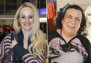 Linda Finková si klepe na čelo, jakou kdysi udělala chybu, že si za muže vybrala zrovna Richarda Genzera.