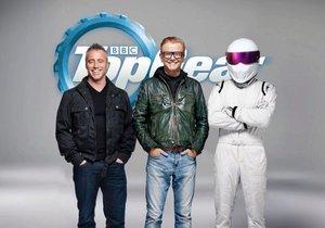 Matt LeBlanc a Chris Evans jako noví moderátoři pořadu Top Gear