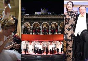 60. výroční ples ve vídeňské opeře
