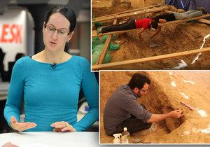 Zachovalý 4500 let starý člun našli čeští egyptologové náhodou. Pokud na místě v březnu objeví druhou loď, půjde o skutečný unikát.