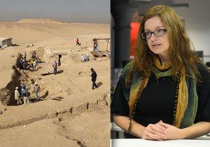 Kolik toho ukrývá saharský písek? A na čem pracují čeští egyptologové v Africe?