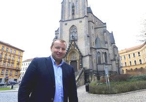 Bývalý europoslanec Miroslav Poche (ČSSD)