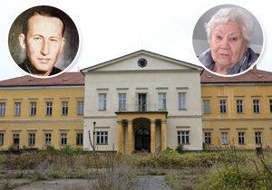 Paní Helena (90) pracovala pro Heydricha jako pomocná zahradnice.