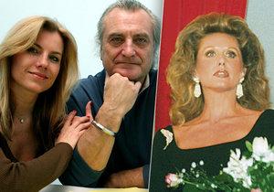S Leonou se tehdy Bořek rozešel kvůli této ženě – Zuzaně Mausové.