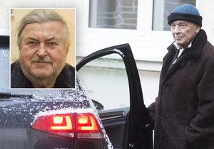 František Ringo Čech se bojí o Karla Gotta.