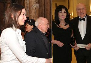 Felix pozval minulý víkend Dádu na Česko-Slovenský ples a zdálo se, že využívá odklad rozvodového stání, aby to dal s manželkou zase dohromady.