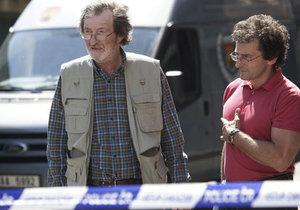 Vetchý (mjr. Tomáš Kozák) a Polívka (mjr. Václav Plíšek) společně řeší poslední vraždu.
