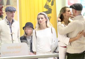 Ivana Jirešová si našla nového milence a představila ho dceři.