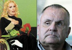 Jožo Ráž se nepěkně pustil do kolegyně Mariky Gombitové. Prý nevěří v návrat její kariéry.