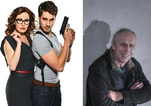 Špičkový kriminalista Josef Lottes pomáhá při natáčení V.I.P. vražd.