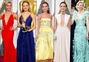 Jaké šaty bodovaly na letošních Oscarech?