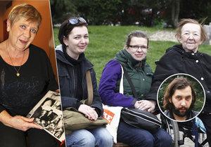 Rodina Jaroslavy Hanušové je připravena Jaroslavu Obermaierovou žalovat.