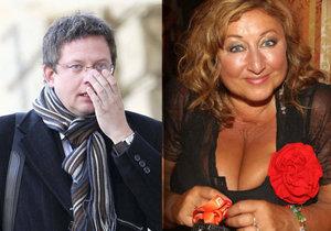 Halina Pawlowská nahradila Aleše Cibulku v rozhlasovém pořadu Tobogan. Bude to trvalá změna?