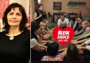 Markéta Ježková (45), ředitelka společnosti LATA: Ve dvou se to lépe táhne