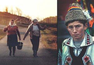 Obyvatelé odlehlých rumunských vesniček žijí jako jejich předci před stovkami let.