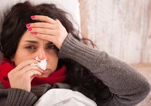 Čechů na neschopence ubylo. Nejčastějším důvodem pracovní neschopnosti jsou nemoci dýchacích cest.