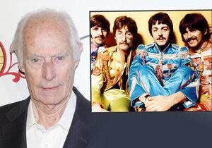 Zemřel pátý člen skupiny The Beatles. Manažer George Martin se dožil 90 let.