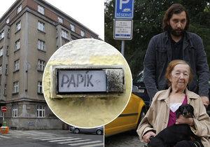 Jaroslava Hanušová dělala se svým synem sousedům peklo.