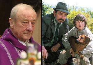 Otec Michael už 26 let každý rok ve stejný den slouží mši za Tomáše Holého (†21). Také on pohřbíval bývalého dětského herce a utěšoval jeho rodiče.