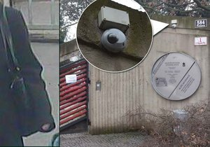 Kamery zachytily, jak zavražděná dívka vchází do parku