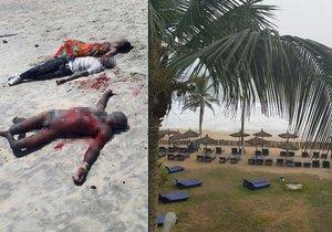 V Pobřeží slonoviny útočili ozbrojenci. Mezi mrtvými jsou i Evropané.