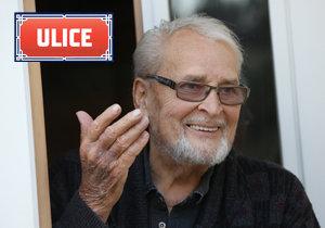 Vladimír Brabec čeká na telefon ze seriálu Ulice.