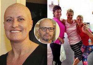 Pohlreichova manželka drží hladovku kvůli rakovině!
