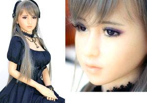 Prodej sexuální robotky, která vypadá jako dvanáctiletá dívka, vyvolal vlnu pohoršení.