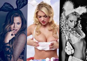Jaké velikonoční fotky celebrity v minulosti sdílely?
