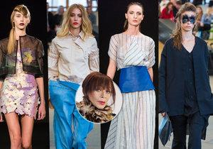 Mercedes-Benz Prague Fashion Week bude zážitkem týdne, říká Františka.