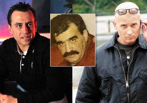 Syn zavražděného mafiánského bosse Antonína Běly (†52) Jaroslav (39) čeká pomstu: Šrytr měl zradu v krvi!