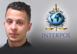 Zatčení Abdeslama vyplašilo teroristy, říká Interpol: Utíkají přes hranice, můžou použít násilí