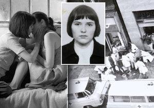 Stála za masovou vraždou osmi lidí sexuální frustrace? Olga Hepnarová (†23), která přejela a zabila na pražském chodníku osm lidí, byla údajně lesbička.