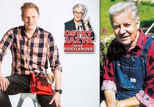 Vnuk Přemka Podlahy Adam Novotný má nyní na TV Barrandov pořad Kutil Adam. Jde tak ve šlépějích slavného dědy. Jak mu to jde?