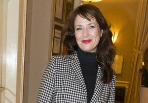 Tereza Kostková je oblíbená herečka.