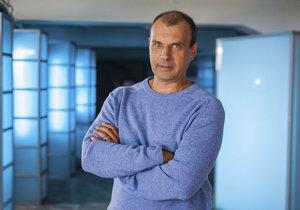 Petr Rychlý žije po prodělaném infarktu úplně jinak.