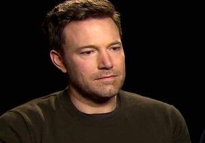 Ben Affleck je smutný z reakcí kritiků na snímek Batman vs. Superman: Úsvit spravedlnosti.