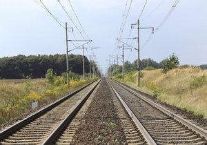 Na koleje u Františkových Lázní někdo hodil kameny