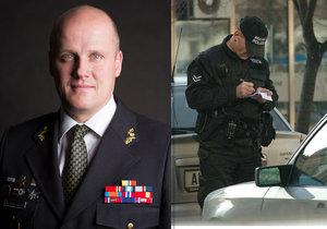 Eduard Šuster v chatu prozradil, že Pražané na sebe často volají strážníky městské policie.