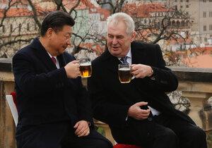 Podívejte se na 48 hodin čínského prezidenta v Česku ve 3 minutách.