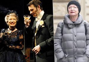Hana Maciuchová se po boji s rakovinou vrátila do divadla