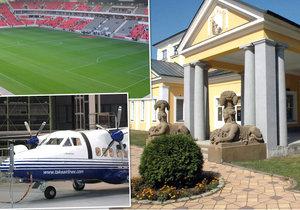 Lázně, stadion i letadla: Čínský prezident přivezl do Česka druhou vlnu nákupů
