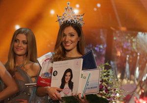 Česká Miss 2016: Andrea Bezděková