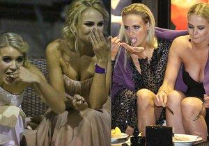 Jen co skončil ceremoniál Miss, bývalé vítězky krásy se utíkaly najíst.