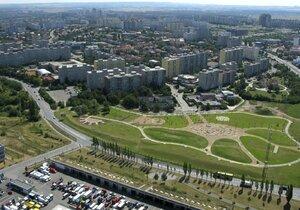 Na Trojmezí by mohla vzniknout novostavba. Místní by radši zachovali zeleň
