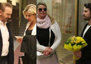 Sabina Laurinová s Marikou Procházkovou se objevily ve společnosti